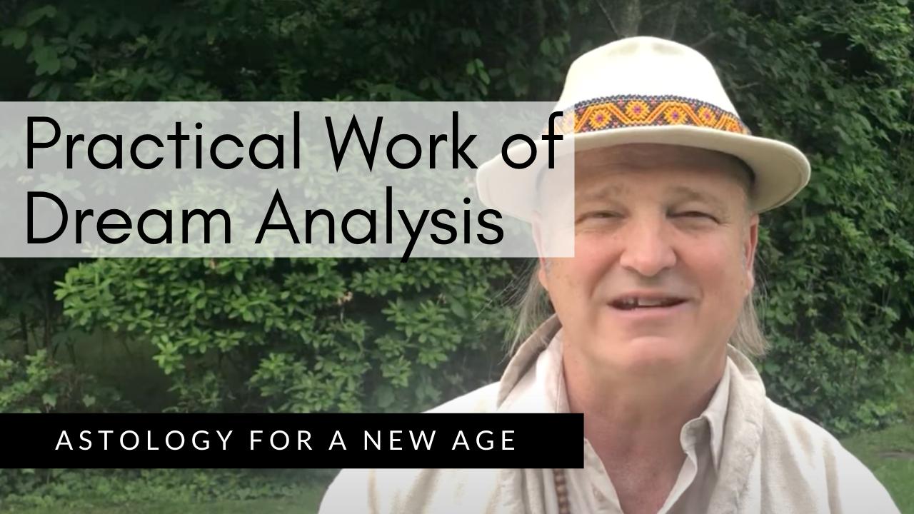 practical work of dream analysis